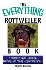 Everything Rottweiler Book (Everything (Pets))