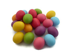20 Easter Eggs Dollhouse Miniatures Food Supply Deco/Artist  Thanking