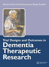 Trial Designs and Outcomes in Dementia Therapeutic Research, 1841843210, New Boo