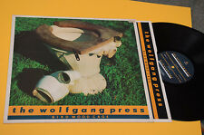 WOLFANG PRESS LP BIRD WOOD CAGE ORIG UK 1988 NM TOP COLLECTORS