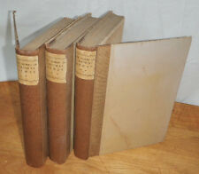 The Works of Thomas Otway, ed. Summers, 3V, 1926 Nonesuch Press, Limited Edition