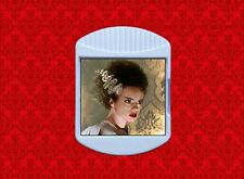 BRIDE OF FRANKENSTEIN MONSTER HORROR FRIDGE MAGNETIC MEMO NOTE CHIP BAG CLIP