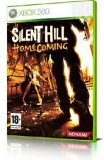 MICROSOFT XBOX360 SILENT HILL HOMECOMING PAL ITALIANO COMPLETO