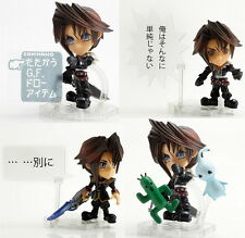 Square Enix Final Fantasy Trading Arts Kai FF8 Squall Leonhart mini figure