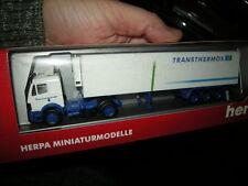 1:87 Herpa LKW mit Auflieger Transthermos OVP