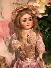 Antique Bisque Doll Simon HAlbig Heinrich Handwerck German doll 40  cm