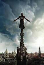 ASSASSIN'S CREED MANIFESTO MICHAEL FASSBINDER ROBERT DOWNEY JR MARION COTILLARD