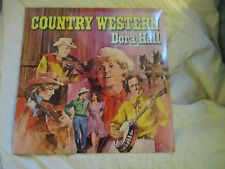 "Sealed Dora Hall ""Country Western all Time Hits"", Premore 12"", LP"