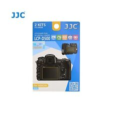 JJC LCP-D500 LCD Guard Film Camera Screen Display Protector for NIKON D500