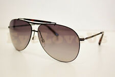 TOMMY HILFIGER 1118 Aviator sunglasses 003EU Matte Black Gray Gradient MEN