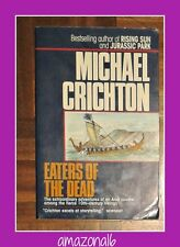 MICHAEL CRICHTON:  Eaters of the Dead TRADE PAPERBACK SALE!