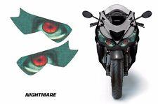 AMR Racing Head Light Eyes Kawasaki Ninja ZX14R 2012-2014 Headlight Parts NIGHT