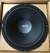 "NEW PAIR Old School Crossfire DVC 12"" Subwoofers,RARE,NOS,NIB,USA MADE"
