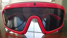 Rare, vintage and original 1980s Sunjet by Carrera 5250 ski / sunglasses