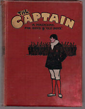 P G Wodehouse, Louis Wain - The Captain - October 1901 to March 1902 - 1st Ed