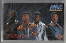 MAC BAND - The Real Deal (Cassette 1991 Ultrax Records) NEW SEALED ORIGINAL!