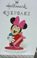 HALLMARK 2014 Sweets for the Sweet Disney Minnie Mouse Valentine Heart ornament