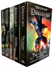 David Gaider Dragon Age Series 5 Books Collection Set the Stolen Throne, Calling