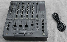 Pioneer DJM-800 4-Channel Professional DJ Mixer - EXC Used but Please READ!