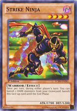 Strike Ninja - LCJW-EN282 - Common - 1st Edition x3