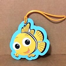 Disney Parks Finding Nemo Luggage Suitcase Bag Tag NEW