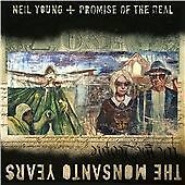 Neil Young - Monsanto Years (2015) cd and dvd