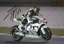 Mike Di Meglio Hand Signed Avintia Racing 12x8 Photo MotoGP 2014.