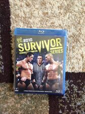 -WWE: Survivor Series 2010 (Blu-ray Disc, 2011)NEW Authentic US Release