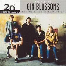 Gin Blossoms, 20th Century Masters: Millennium Collection, Excellent Original re