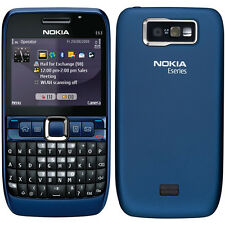 Nokia E63 QWERTY Keypad Wifi 3G Camera Unlocked Mobile Phone.