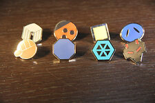 Pokemon Cartoon Anime Johto All 8 Gym Badges from Generation Gen 2 | Cosplay