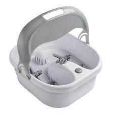 Brand New 3.5L Foot Spa 4 roll massage+heating function+Anti-skip+Anti-splash