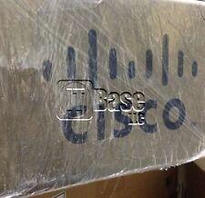 *NEW Sealed* CISCO WS-C2960CX-8TC-L 2960-CX switch 8 GE, Lan Base Switch