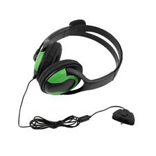 Wired Headset Headphone Earphone Microphone for XBOX360 Gaming PC Chat IB