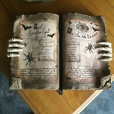 Bethany Lowe Designs - GRIMOIRE BOOK OF MAGIC -  NEW HALLOWEEN