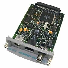 HP JET DIRECT 600N J3113A EIO 10/100 PLUG IN PRINT SERVER CARD GOOD