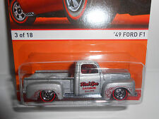 Hot Wheels Heritage Redline Series '49 Ford F1