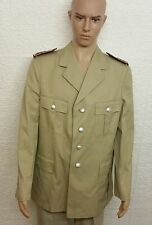 Esercito tedesco UNIFORM GIACCA Cachi gr.52 170/112 BW Uniform Tropicale BW Giacca Tuta