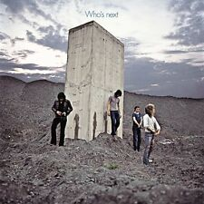 The Who WHO'S NEXT 5th Album 180g GEFFEN RECORDS New Sealed Vinyl Record LP