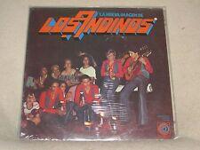 La Nueva Imagen de Los Andinos of Puerto Rico 1977 Coco Records LATIN Sealed LP