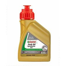 (8,68€/L) CASTROL FORK OIL SYNTHETIC SAE 10W GABEL-ÖL 500 ML 151AC4