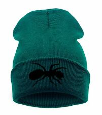 Casual Winter BEANIE Wool HAT ANT HATS The Day Is MY Enemy Cap Snap Back Baggy