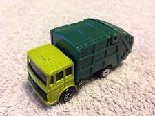 Maisto Camion della spazzatura con carico scorrevole Scala 1:64