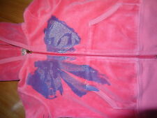 JUICY COUTURE LOT Terry Hoodie Track Pant Jog Set 24M