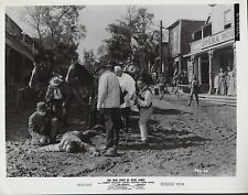 The True Story of Jesse James 1957 8x10 black & white movie still #28