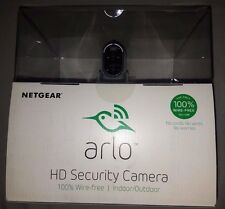Netgear Arlo Home Security System - 1 HD Camera + Base, Indoor/Outdoor,  VMS3130