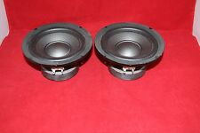 "Lot of 2 x Speakers, 6"" inch, 4Ohm 4Ω, 70W. (EC160C01 16N3)"