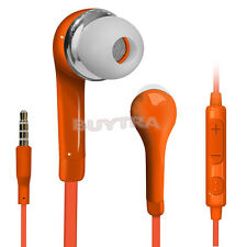 Earphone Earbud Headset Hands Free Headphone For SAMSUNG Galaxy S5 S4 S3 Note LA