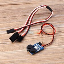 3 In 1 Battery Monitor & Discovery Buzzer & Signal Loss Alarm for RC Toys