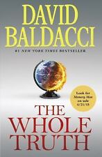 The Whole Truth by David Baldacci (2015, Paperback)
